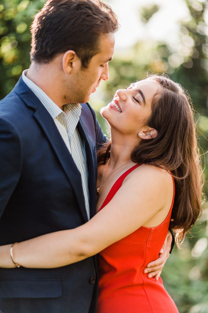 El Yunque Engagement Pictures