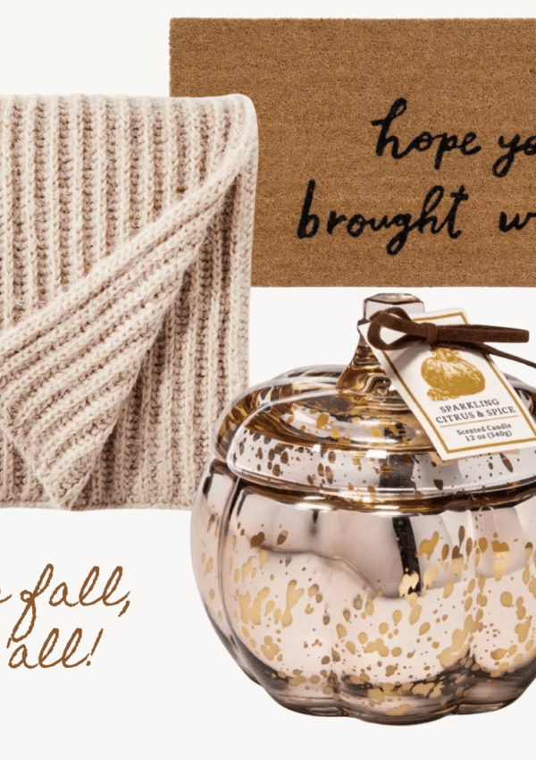 Budget-Friendly Fall Favorites from Target