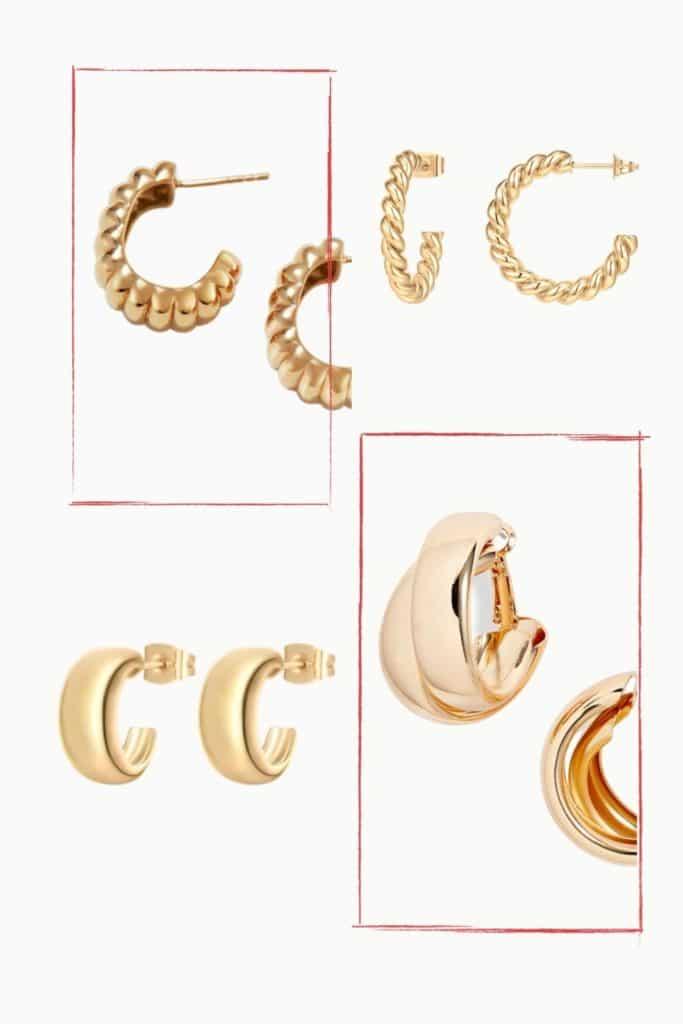 bly manor earrings