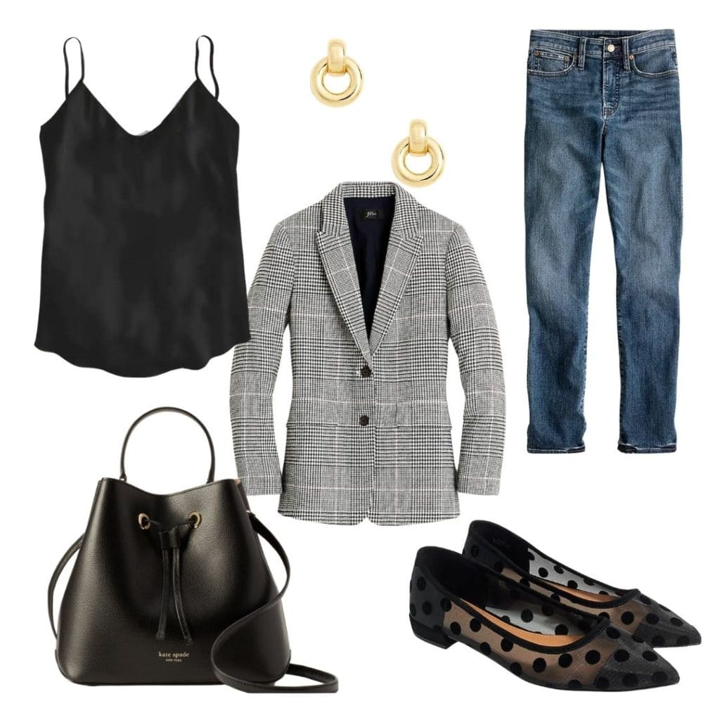 night on the town outfit