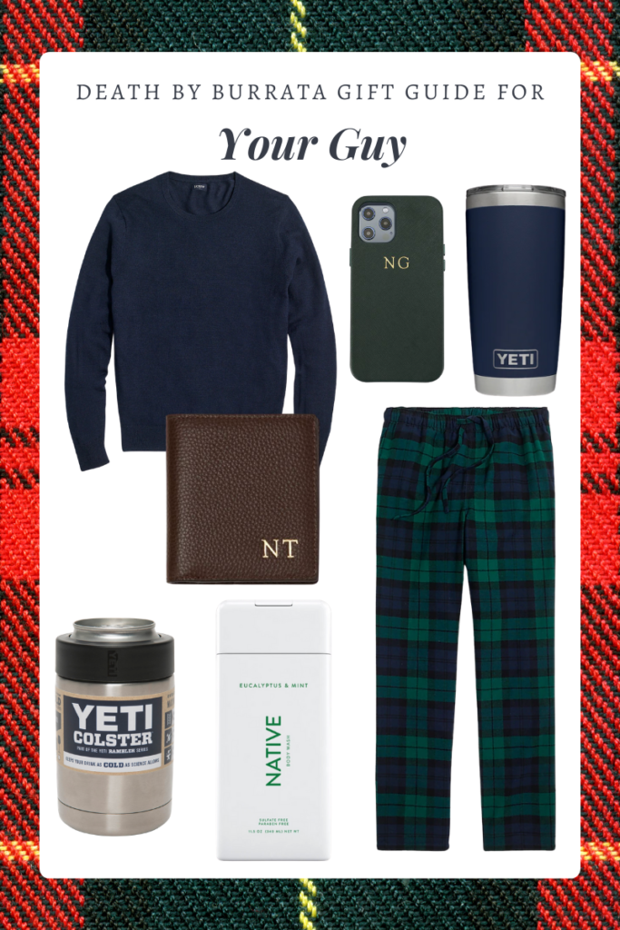 gift guide for your guy