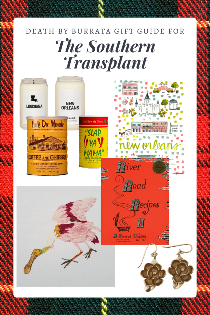 Gifts for the Southern Transplant