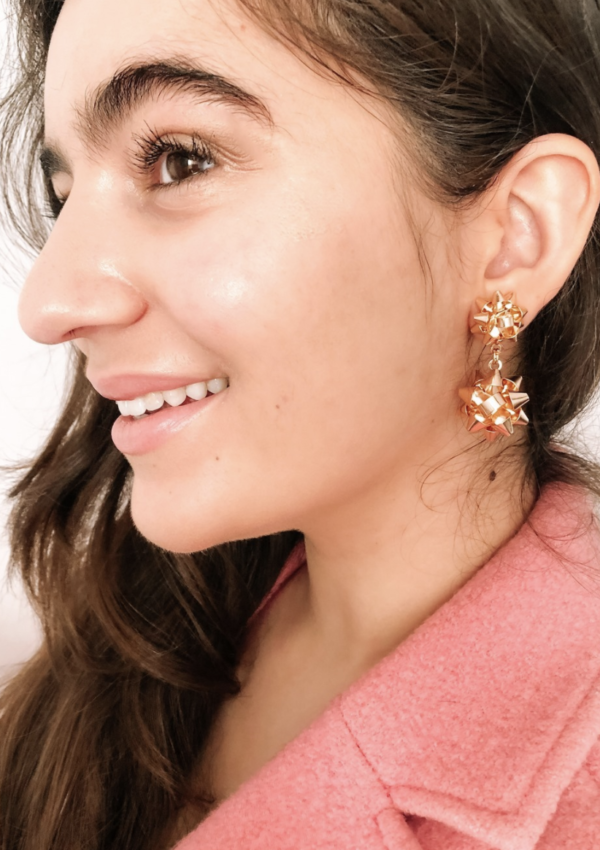 Christmas Statement Earrings