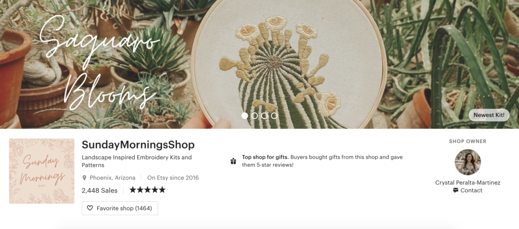small business etsy
