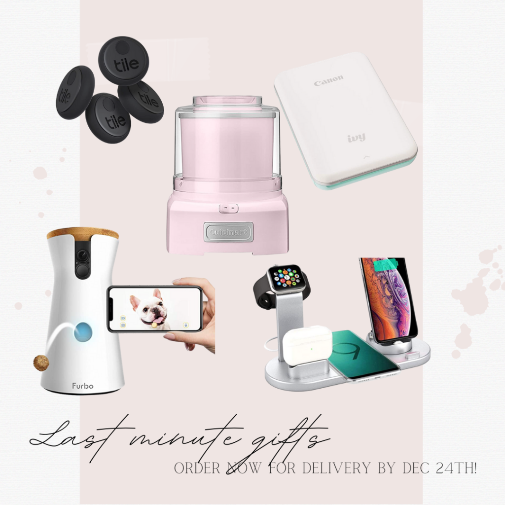 last minute tech gifts