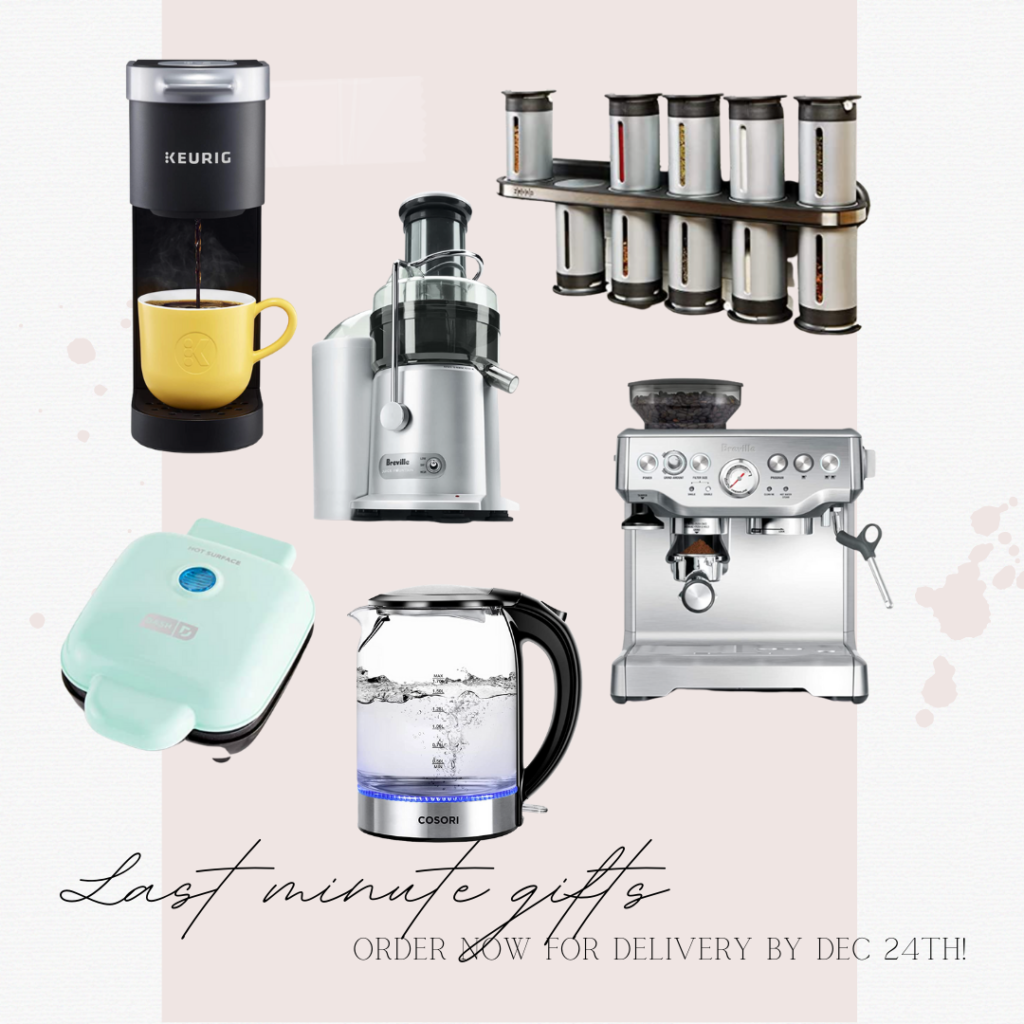 last minute kitchen gifts