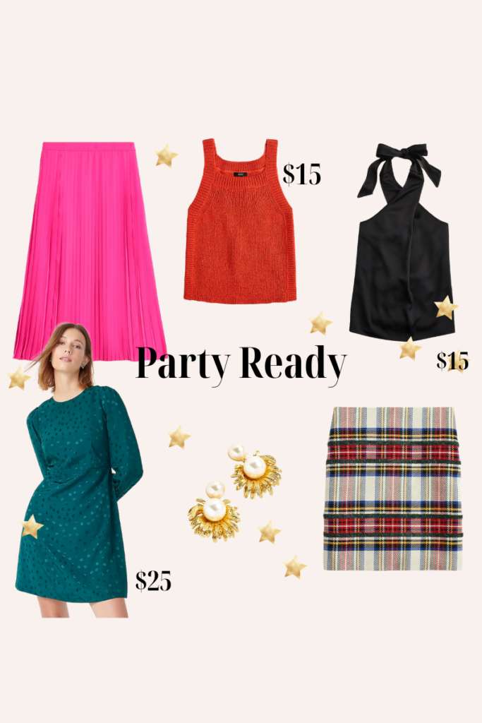 party ready pieces