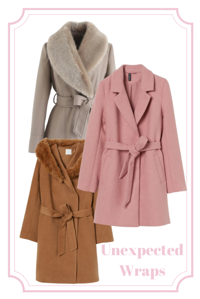 neutral statement coats