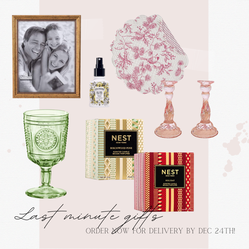 last minute home gifts