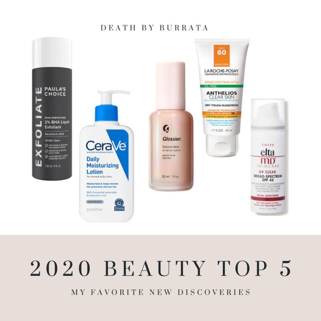 2020 best beauty finds