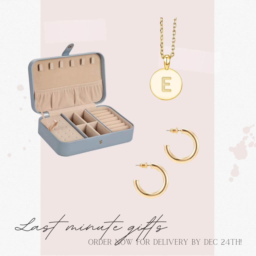 last minute jewelry gifts
