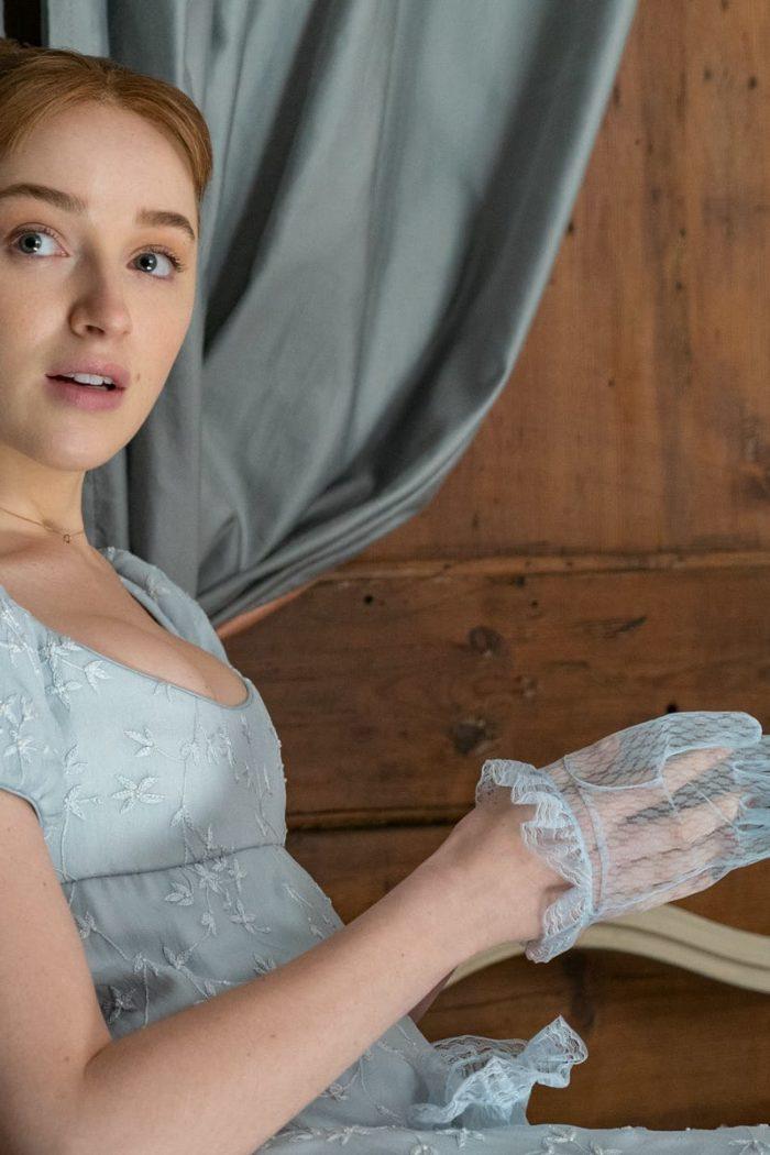 Bridgerton Style Inspiration: Regency-core Gowns