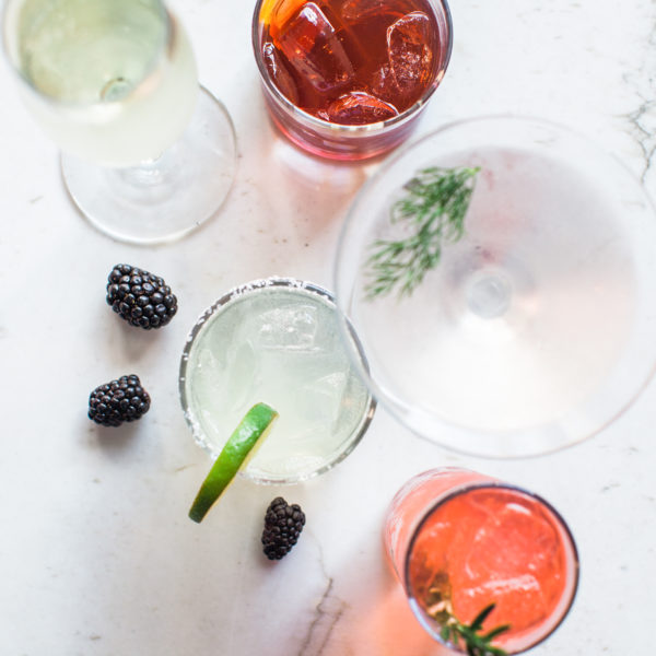 10 Mocktails for Dry January