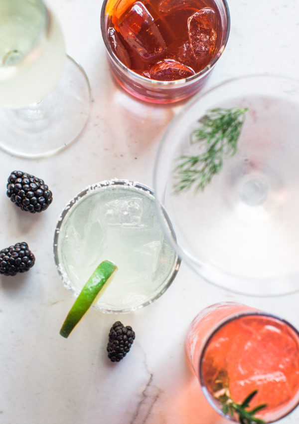 10 Mocktails for Dry January