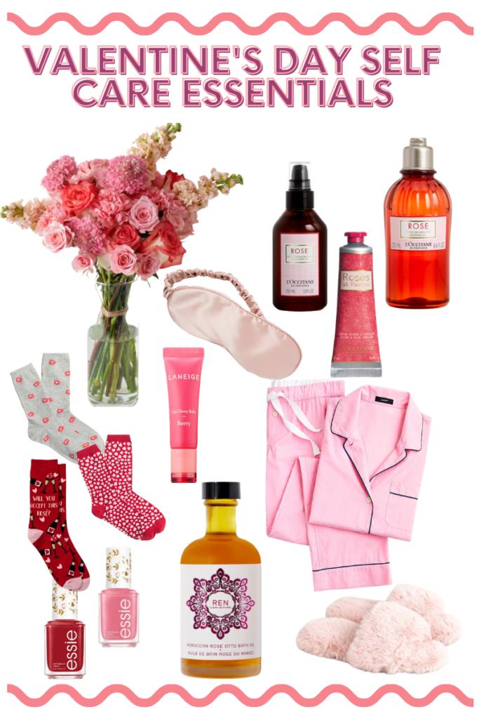 valentine's day self care essentials