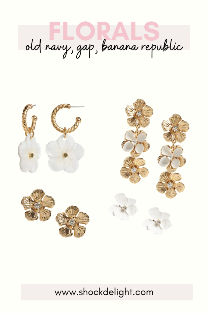 sophisticated floral styles for work, wedding guest dresses, or casual outfits