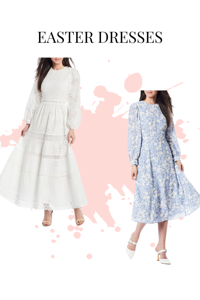 spring and easter dresses for women