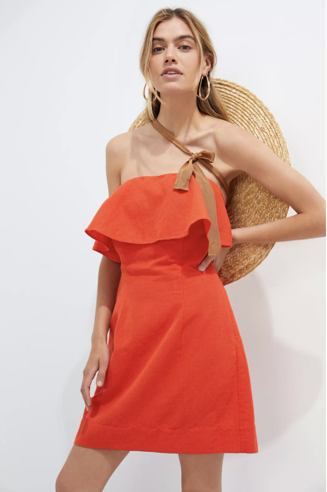 casual summer dresses for a wedding guest