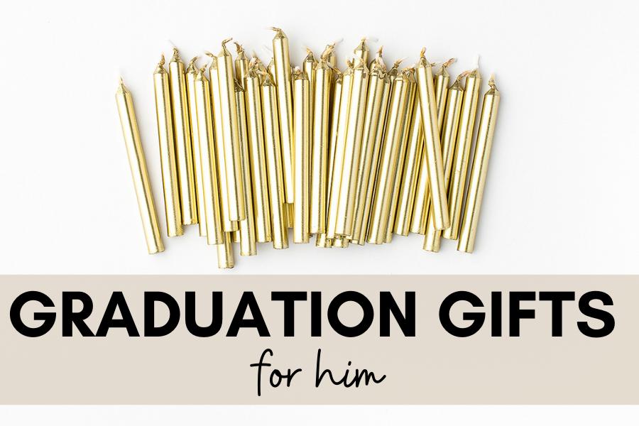 graduation gift ideas for him